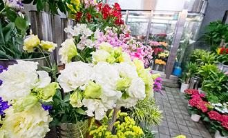 冠婚葬祭・お祝いのお花も用意できます